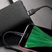 Превью Кабель HOCO U76 магнитный (USB - micro-USB) черный — 3